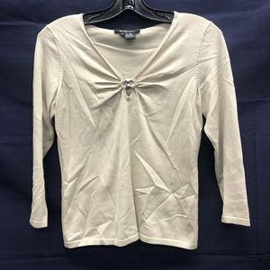 Etcetera Silk Sweater